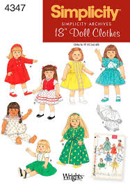 18 Doll Clothes Patterns Amazing Decorating Ideas