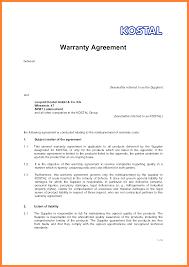 10 Memorandum Of Agreement Samples Resume Samples