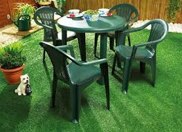 plastic patio table and chairs. plastic patio table and chairs beautiful green garden i