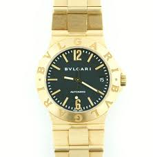 17 best images about watches cartier diamond bvlgari bulgari 18kt gold man s automatic watch