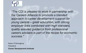 collective leadership for high quality careers support the careers alliance