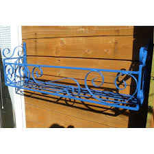 Decorative Window Boxes window box trough holder 60in length 54
