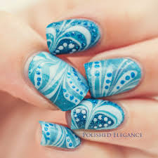 Amber Writes: Tips & Tricks For Water Marble Nail Art!