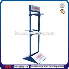 Wiper Blade Display Stand Tsdm100 Custom Retail Store Pos Metal Display Stand For Wiper 12