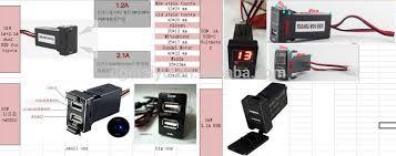 mazda car dual usb ports head unit usb connect charging buy mazda car dual usb ports head unit usb connect charging
