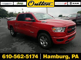 New 2019 RAM All-New 1500 Big Horn/Lone Star Crew Cab in Hamburg ...
