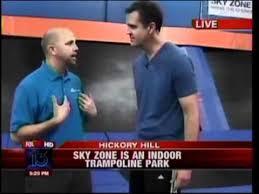 Sky Zone In Memphis Sky Zone Memphis Youtube