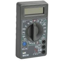 <b>Мультиметр</b> цифровой <b>IEK Universal M838</b>, цена - купить в ...