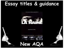 la haine essay titles sample and techniques for the new aqa  update 19 03 17 essay titles la haine as