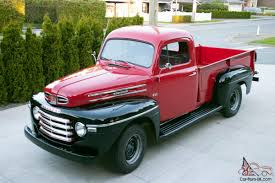 1948 Ford Other Pickups Mercury