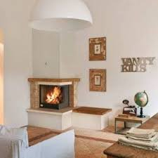Contemporary Mantel Corner Fireplace Design , Corner Fireplace Design Ideas  In Home Design and Decor Category