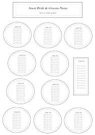 seating chart template word suitable classroom powerful accordingly of sample round