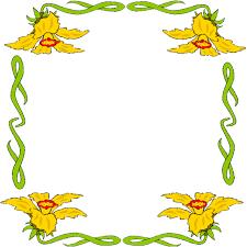 Clipart Design Flowers Borders Clipart Design 4 642 X 642 Dumielauxepices Net
