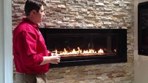 napoleon linear gas fireplace lv50 propane natural gas review lv502