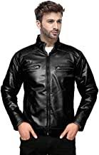 Faux Leather Jackets - Amazon.in
