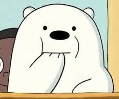 gambar cartoon, ice bear, and we bare bears | Ice bear we bare bears, Bear  tumblr, Bear wallpaper