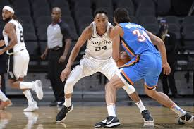 Search for images bone spur. Devin Vassell Brims With Potential In His Nba Debut For The Spurs Pounding The Rock