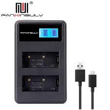 <b>NP W126 NP W126S LCD USB</b> Charger for Fujifil Fuji <b>NP W126S</b> ...