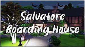 salvatore boarding house ko fi