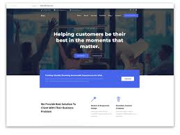 Free Business Templates 100 Free Html5 Website Templates For Instant Site Launching