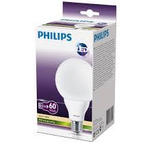 Details About Philips Led 95w Large Globe Bulb 60w E27 Warm White 806 Lumen 8718291717041