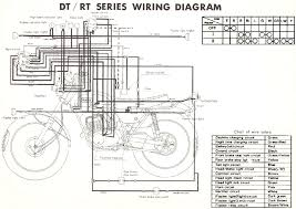rt enduro motorcycle wiring schematics yamaha rt1 360 enduro motorcycle wiring schematics