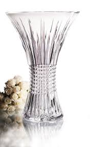 waterford crystal lismore diamond 8 waterford lismore vase r47