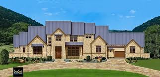 house plans texas. Incredible Texas Hill Country Style House Plans Plan 7500