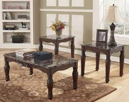 faux marble coffee table. North Shore Faux Marble Coffee Table Set By Ashley Furniture , Occasional Sets - U