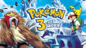 POKÉMON DULABDO - Pokémon O Filme 3 O Feitiço dos Unown 2000 ...