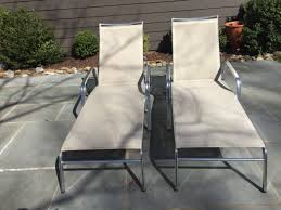 chaise lounge outdoor patio furniture new lucca design within reach dwr