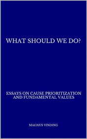 what should we do essays on cause prioritization and fundamental  essays on cause prioritization and fundamental values ebook by magnus