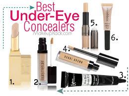 6 of the best under eye concealers makeuprack