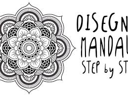Come Disegnare Un Mandala Passo A Passo Per Principianti Facile Con