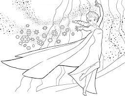 Olaf Da Colorare Disney Frozen Anna Coloring Page S Migliori
