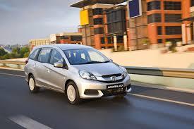 new car launches honda mobilioHonda Mobilio CVT Review  GearOpen