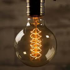 vintage looking lighting. globe vintage style light bulb looking lighting p