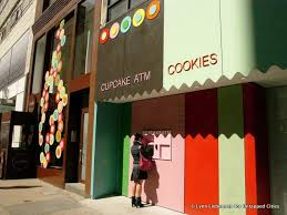 Sprinkles Vending Machine Nyc