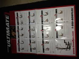 28 Rigorous Bowflex Xtreme 2 Se Workout Chart