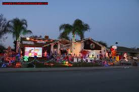 Christmas Light Show In Bakersfield Ca Best Christmas Lights And Holiday Displays In Bakersfield