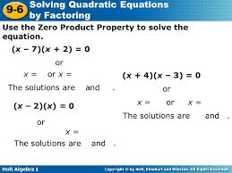 you have solved quadratic equations by graphing 4 use