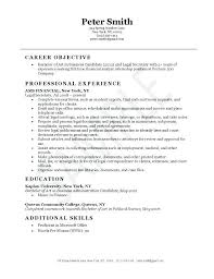 sample resume legal assistant legal secretary resume example sample resume  administrative assistant customer service