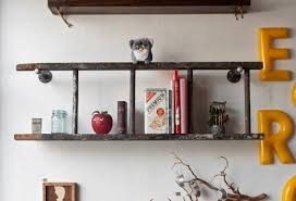 ... Awesome Inspiration Ideas 10 Wall Ladder Shelf BrightNest ...