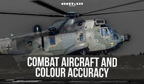 Combat Aircraft And Colour Accuracy Ninetalis Scale Models