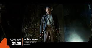 Indiana Jones e il regno del teschio di cristallo in streaming - Promo