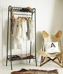 adorable standing coat rack stylish storage for your wardrobe modern design