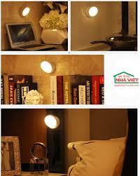 Đèn LED pin sạc treo tường cảm biến chuyển động tự động tắt mở DMK-06PL -  Gia Dụng Nhà Việt