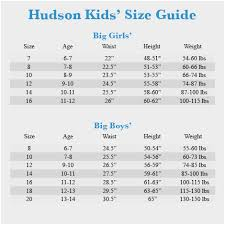 Daytrip Jeans Size Chart Baby Girl Shoes Online Charts Collection