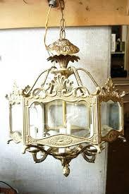 vintage underwriters laboratories chandelier incandescent fixture portable lamp this might interest you
