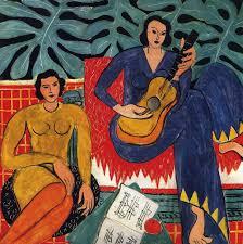 The Music (La Musique), 1939 by Henri Matisse